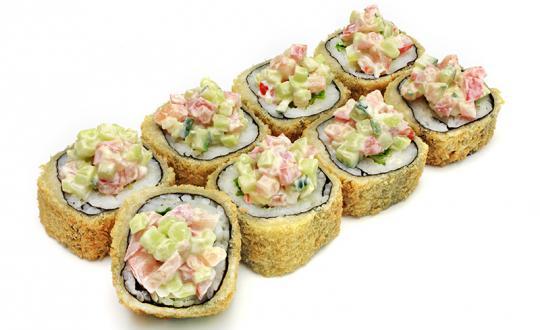 Заказать Ролл Фреш с доставкой на дом в Новосибирске, Империя суши