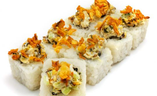 Заказать ролл Фиеста с доставкой на дом в Бийске, Империя суши