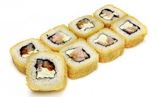 Заказать Ролл Бансай с доставкой на дом в Новосибирске, Империя суши