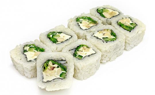 Заказать ролл Цыпа маки с доставкой на дом в Бийске, Империя суши