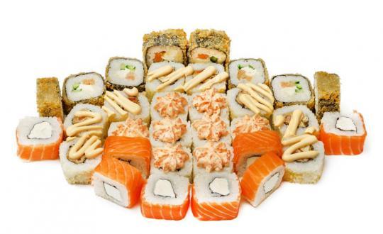Заказать сет Тейкоку с доставкой на дом в Новосибирске, Империя суши