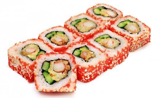 Заказать Ролл Катана с доставкой на дом в Новосибирске, Империя суши