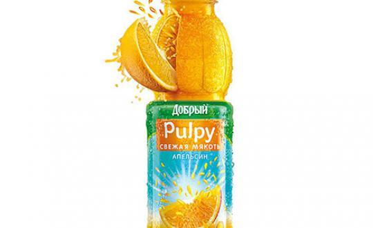Заказать Pulpy с доставкой на дом в Бийске, Империя суши
