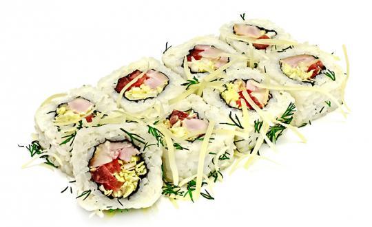 Заказать Ролл Цезарь с доставкой на дом в Новосибирске, Империя суши