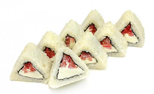 Заказать Ролл Томато с доставкой на дом в Новосибирске, Империя суши