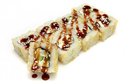 Заказать ролл Вечерний Бийск с доставкой на дом в Бийске, Империя суши