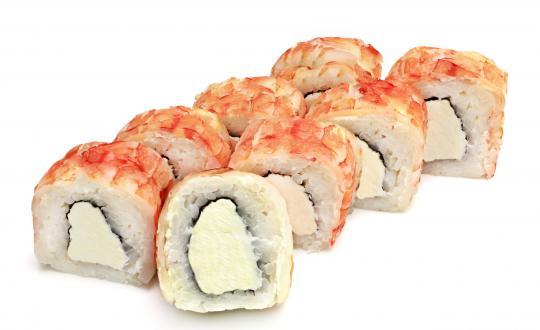 Заказать ролл Ниагара с доставкой на дом в Бийске, Империя суши