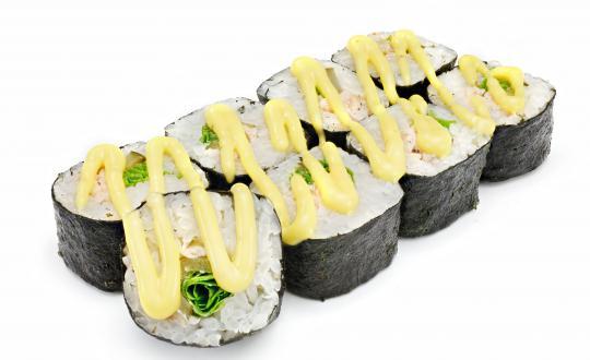 Заказать Ролл Бусидо с доставкой на дом в Новосибирске, Империя суши