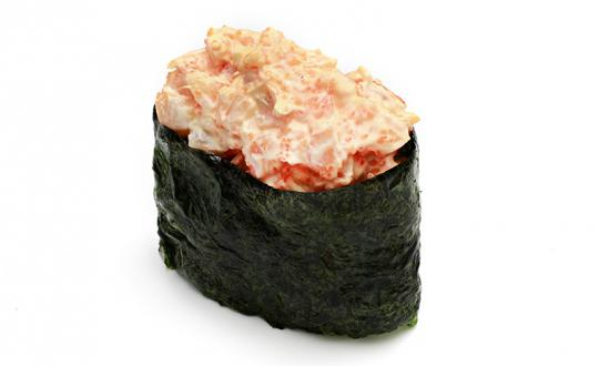 Заказать Эби гункан с доставкой на дом в Новосибирске, Империя суши