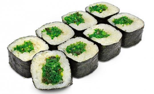 Заказать ролл Чукка Маки с доставкой на дом в Новосибирске, Империя суши