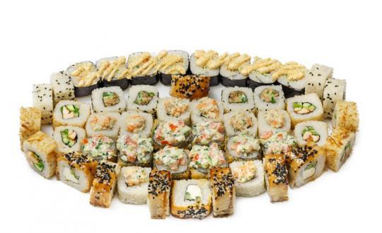 Заказать сет Шестое чувство с доставкой на дом в Новосибирске, Империя суши