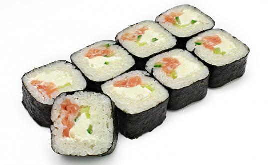 Заказать Ролл Гейша с доставкой на дом в Новосибирске, Империя суши