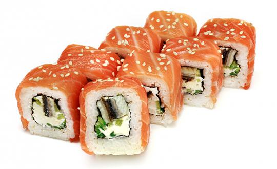 Заказать Ролл Киото с доставкой на дом в Новосибирске, Империя суши
