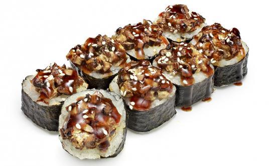 Заказать Ролл Хиноки с доставкой на дом в Новосибирске, Империя суши