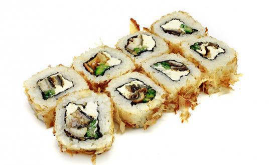Заказать Ролл Бонито с угрем с доставкой на дом в Новосибирске, Империя суши