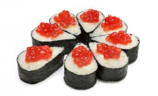 Заказать Ролл Икура лотос с доставкой на дом в Новосибирске, Империя суши