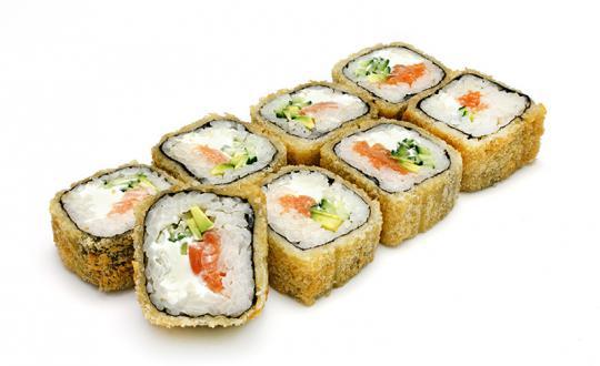 Заказать Ролл Темпура с доставкой на дом в Новосибирске, Империя суши