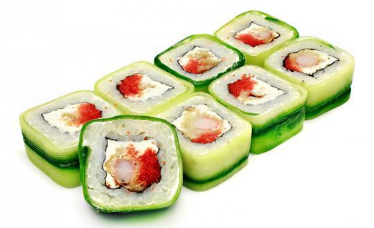 Заказать ролл Кайсеки с доставкой на дом в Новосибирске, Империя суши