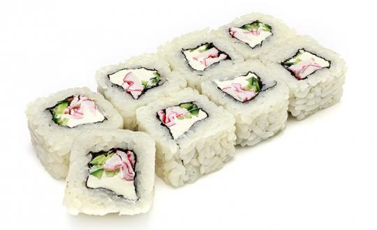 Заказать ролл Сурими с доставкой на дом в Новосибирске, Империя суши