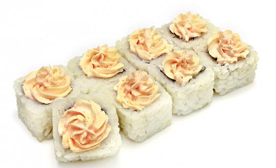 Заказать Ролл Цунами с доставкой на дом в Новосибирске, Империя суши
