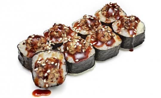 Заказать ролл Окинава с доставкой на дом в Бийске, Империя суши