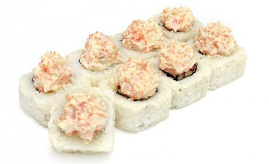 Заказать ролл Торнадо с доставкой на дом в Бийске, Империя суши