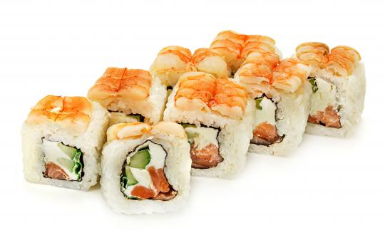 Заказать Ролл Нихон с доставкой на дом в Новосибирске, Империя суши