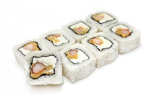 Заказать Ролл Эби с доставкой на дом в Новосибирске, Империя суши
