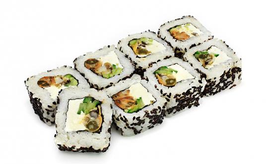 Заказать Ролл Миди Маки с доставкой на дом в Новосибирске, Империя суши