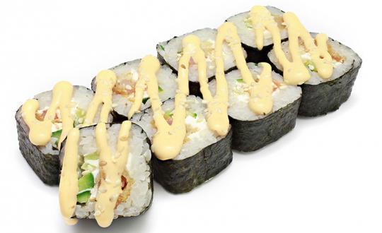 Заказать Ролл Эби спайси с доставкой на дом в Новосибирске, Империя суши