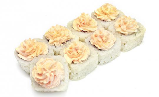 Заказать Ролл Лава с доставкой на дом в Новосибирске, Империя суши