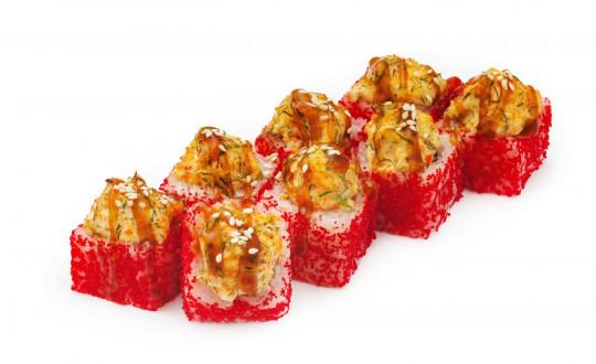 Заказать Ролл Мураками с доставкой на дом в Новосибирске, Империя суши