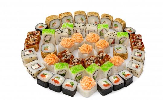 Заказать Сет Супер Хит с доставкой на дом в Новосибирске, Империя суши