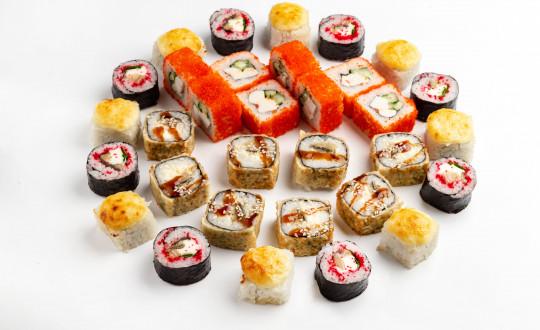 Заказать Сет Дачный с доставкой на дом в Новосибирске, Империя суши