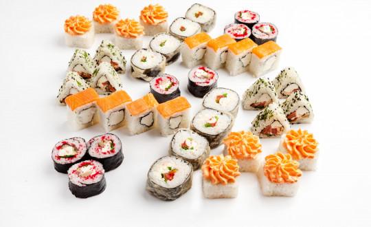 Заказать Сет Пикник с доставкой на дом в Новосибирске, Империя суши