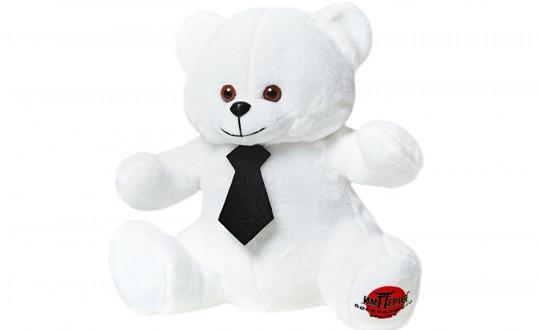 Заказать Фирменная игрушка Мишка в галстуке с доставкой на дом в Новосибирске, Империя суши