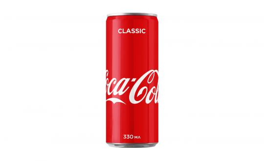 Заказать Coca-Cola 0.33 ж/б с доставкой на дом в Новосибирске, Империя суши