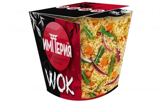 Заказать Коробочка wok Рис с овощами с доставкой на дом в Новосибирске, Империя суши