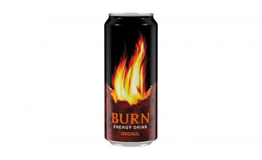 Заказать Burn 0.5л с доставкой на дом в Новосибирске, Империя суши