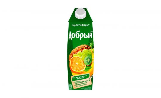 """Заказать Сок """"Добрый"""" 1л в ассортименте с доставкой на дом в Новосибирске, Империя суши"""