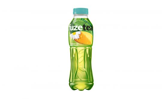 """Заказать Чай """"Fuse"""" 0.5л зеленый с доставкой на дом в Новосибирске, Империя суши"""