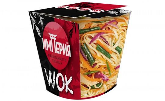 Заказать Коробочка wok Удон c овощами с доставкой на дом в Новосибирске, Империя суши