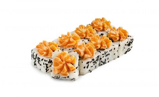 Заказать Ролл Санрайз с доставкой на дом в Новосибирске, Империя суши