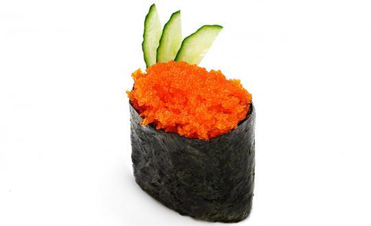 Заказать Масаго гункан с доставкой на дом в Новосибирске, Империя суши