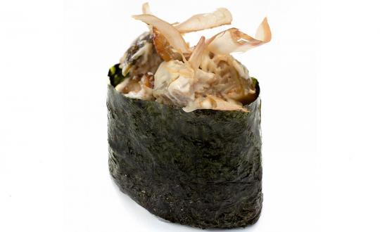 Заказать Унаги спайси гункан с доставкой на дом в Новосибирске, Империя суши