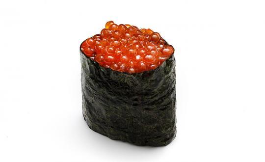 Заказать Икура гункан с доставкой на дом в Новосибирске, Империя суши
