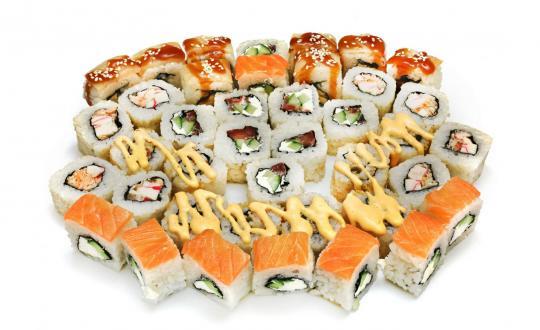Заказать сет Караоке с доставкой на дом в Новосибирске, Империя суши