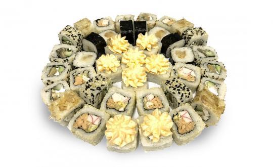 Заказать сет Отличный с доставкой на дом в Новосибирске, Империя суши