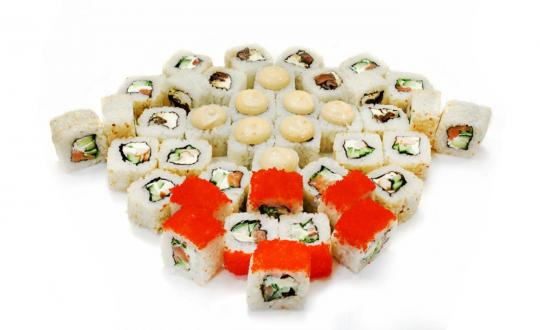 Заказать Сет Лайк с доставкой на дом в Новосибирске, Империя суши