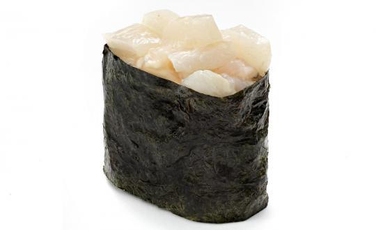 Заказать Спайси хотате гункан с доставкой на дом в Новосибирске, Империя суши